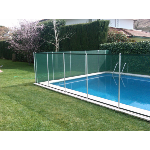 Valla piscina for Vallas para piscinas